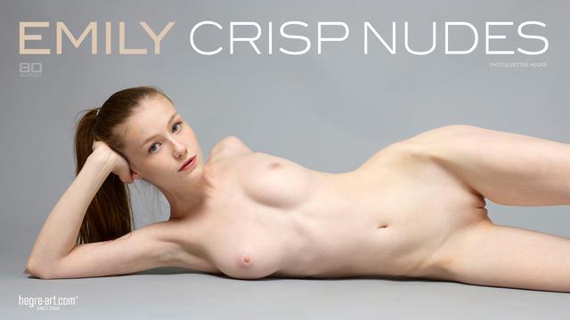 Emily crisp nudes