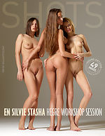 En Silvie Stasha workshop session