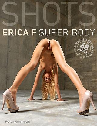 Erica F super cuerpo
