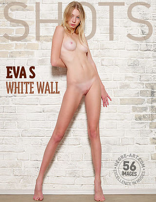 Eva S. white wall