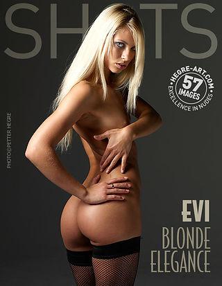 Evi blonde Eleganz
