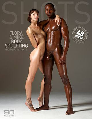 Flora and Mike body sculpting
