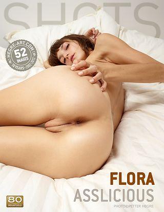 Flora asslicious