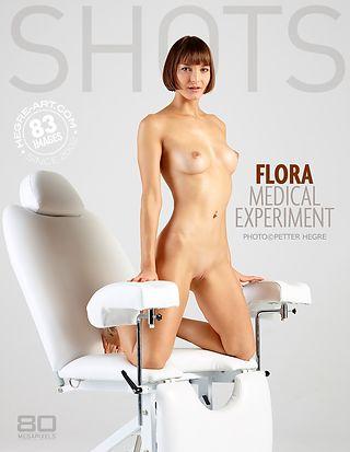 Flora experimento médico