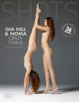 Gia Hill and Noma crazy twins