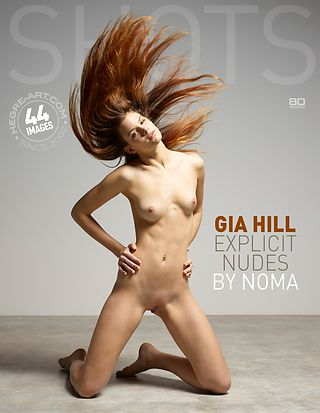 Gia Hill explicit nudes by Noma
