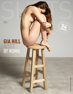 Gia Hill nudes by Noma