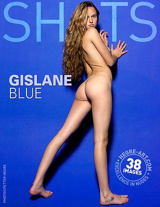 Gislane blue