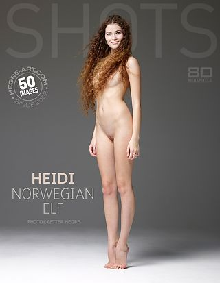 Heidi Norwegian Elf