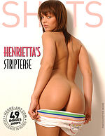 Henriettas Striptease