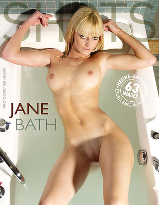 Jane baignoire