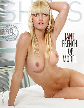 Jane French top model