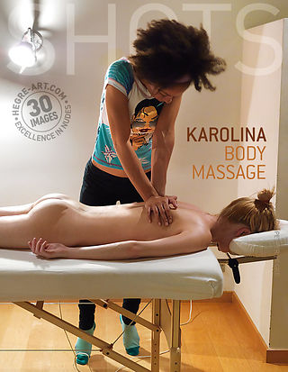 Karolina body massage