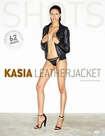 Kasia leather jacket