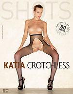 Katia crotchless