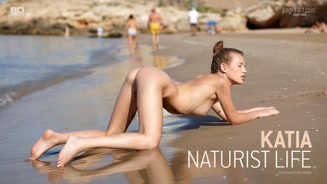 Katia Naturistenleben