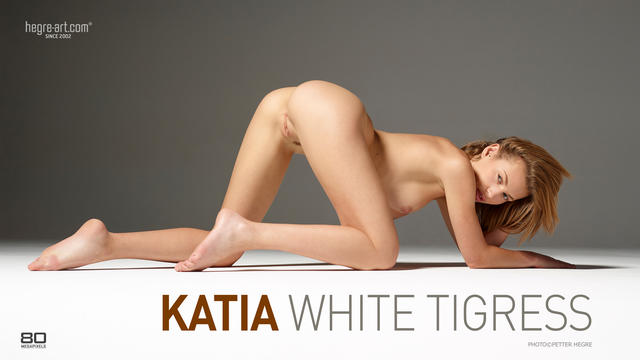 Katia white tigress