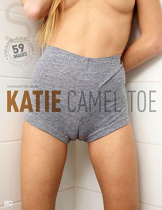 Katie camel toe