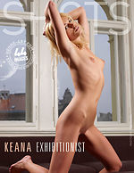 Keana exhibitionist