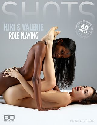 Kiki and Valerie role playing