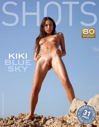 Kiki ciel bleu