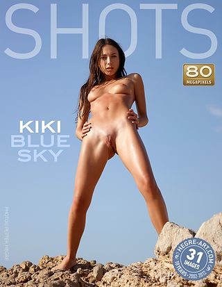 Kiki blue sky