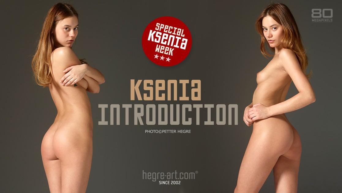 Ksenia présentation