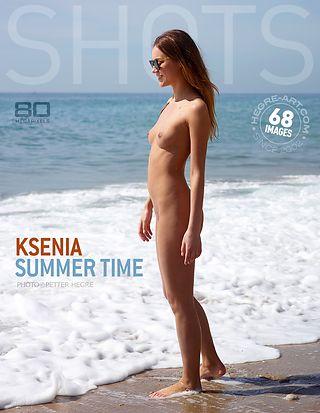 Ksenia summer time