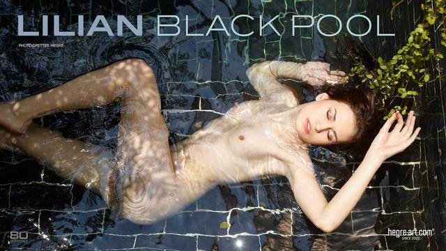 Lilian black pool