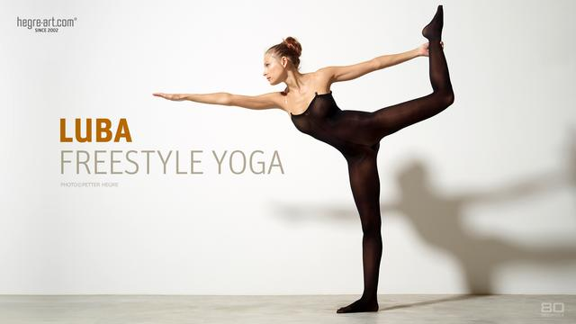 Luba freestyle Yoga