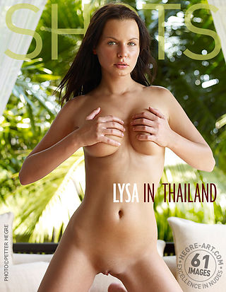 Lysa in Thailand