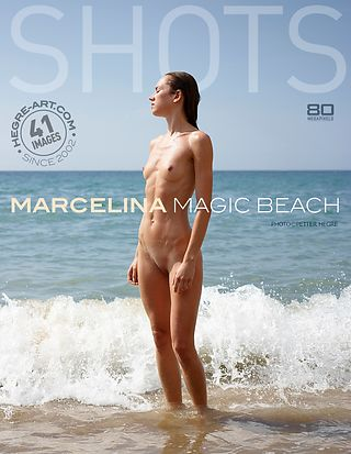 Marcelina magic beach
