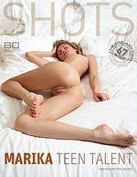 Marika teen talent