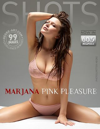 Marjana plaisir rose