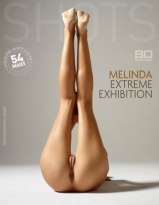 Melinda extreme exhibition