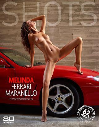 Melinda Ferrari Maranello