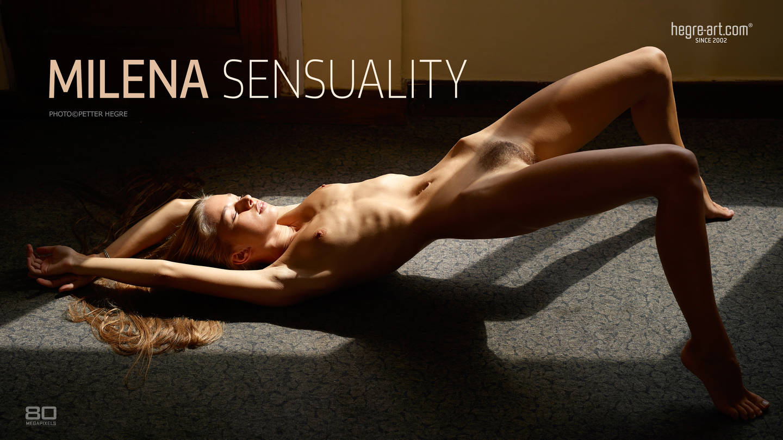 Milena sensuality