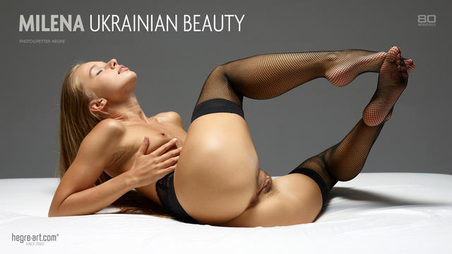 Milena Ukrainian beauty