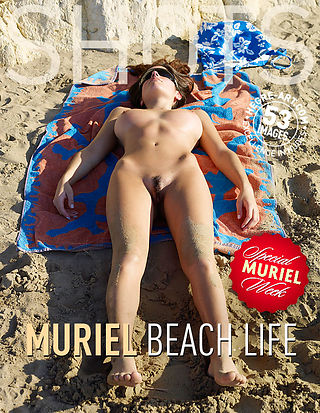 Muriel vie de plage