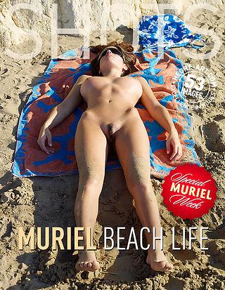 Muriel vida de playa