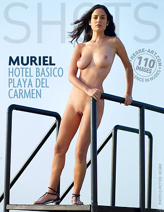 Muriel hotel basico playa del carmen