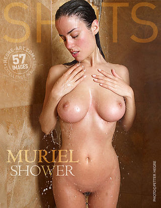 Muriel shower