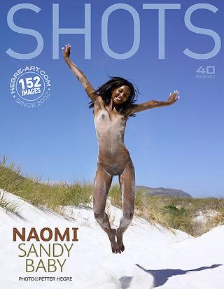 Naomi sandy baby