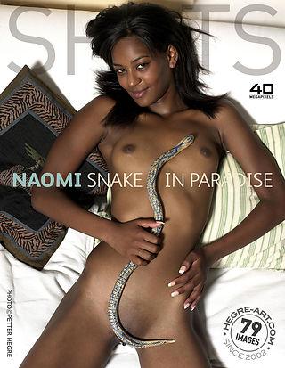 Naomi snake in paradise