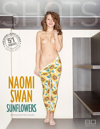 Naomi Swan tournesols