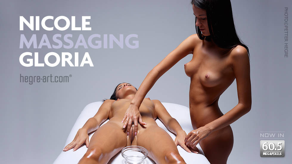 Was Gloria and nicole oral sex