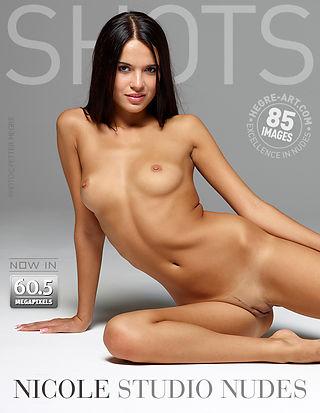 Nicole studio nudes