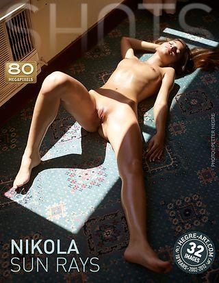 Nikola sun rays