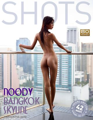 Noody Bangkok skyline