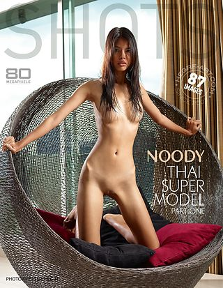 Noody Thai super model part1